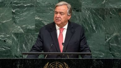 Photo of نص ما جاء في خطاب أمين عام الأمم المتحدة بشأن اليمن أمام الجمعية العمومية الثلاثاء 22 سبتمبر/أيلول 2020