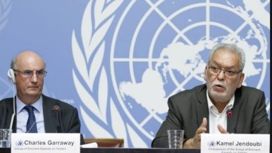Photo of فريق الخبراء الأمميين بشأن اليمن يطالب بإحالة الوضع في اليمن إلى المحكمة الجنائية الدولية وتوسيع قائمة المشمولين بعقوبات مجلس الأمن