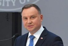"Photo of إصابة رئيس بولندا أندريه دودا بفيروس ""كورونا"""