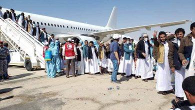 Photo of المرتضى يكشف عن عدد الأسرى الواصلين إلى صنعاء والمتوقع وصولهم