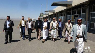 Photo of متحدث أنصار الله يكشف عن الجهة التي نقلت أكثر من 200 عالق وجريح إلى مطار صنعاء