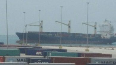 Photo of مصدر ملاحي:  4 سفن راسية على أرصفة ميناء الحديدة