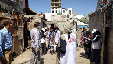 Photo of تفشي الجرب في أوساط النازحين وسط اليمن وتسجيل أكثر من ألف حالة