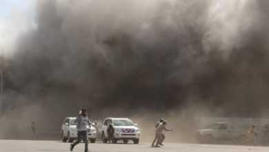"Photo of خارجية حكومة هادي: تحقيقات أولية تظهر تورط ""أنصار الله"" في هجوم مطار عدن"