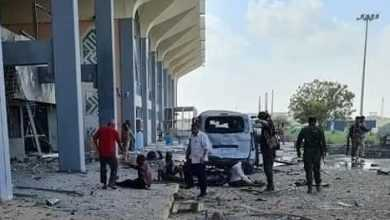 Photo of وفاة مسؤول أمني متأثرا بإصابته إثر الهجوم الذي استهدف مطار عدن