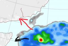 Photo of خبير في الأرصاد الجوية: عاصفة جديدة تتشكل في بحر العرب