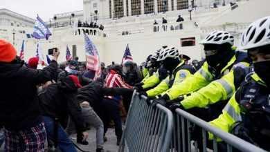 Photo of الشرطة الأمريكية تحذر من خطة محتملة لاقتحام الكونغرس