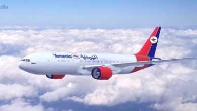 Photo of رحلات طيران اليمنية السبت 06 مارس/آذار 2021