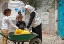 Photo of صنعاء .. اليونيسف توقف تزويد مؤسسة المياه بوقود التشغيل