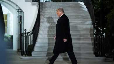 Photo of ترامب يخطط لمغادرة واشنطن صباح يوم تنصيب بايدن