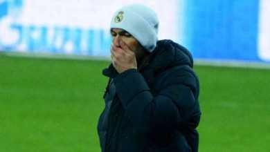 Photo of ريال مدريد يعزل زيدان تحسباً لإصابته بفيروس كورونا