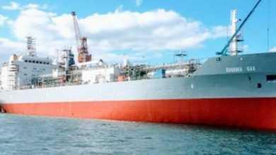 Photo of سفينة وقود جديدة في طريقها إلى ميناء الحديدة