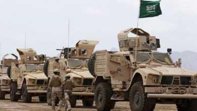 Photo of أبين .. انفجار في محيط مقر لجنة عسكرية سعودية في شقرة