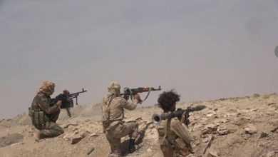 Photo of هدوء في جبهات القتال بمأرب