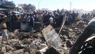 Photo of البيضاء .. ارتفاع حصيلة ضحايا انفجار محطة تعبئة الغاز الى 88 شخصا