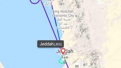 Photo of اليمنية تعلن عن هبوط اضطراري لاحدى طائراتها ومصادر تكشف عن جانب من المشاكل الفنية للطائرة