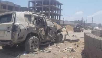 Photo of عدن .. استهدف موكب  قائد عسكري