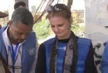 Photo of مسؤولة أممية: نعمل على جمع الأطراف لتحريك الجمود في تنفيذ اتفاق ستوكهولم
