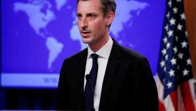 Photo of الخارجية الأمريكية: لا حل عسكري في اليمن وسنواصل محاسبة متفذي الهجمات على السعودية