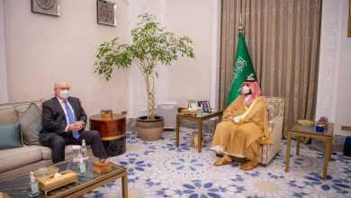Photo of المبعوث الأمريكي يلتقي ابن سلمان لبحث جهود وقف حرب اليمن