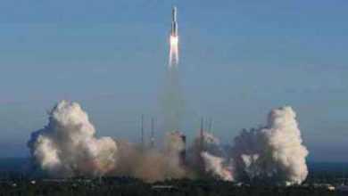 Photo of وكالة الفضاء الأوروبية تتوقع موعد دخول حطام الصاروخ الصيني المجال الجوي للأرض