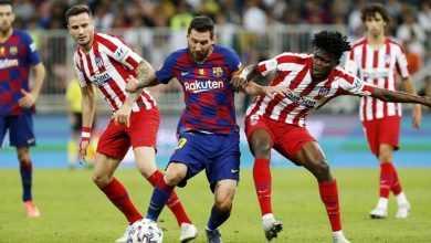 Photo of تعادل برشلونة وأتلتيكو مدريد يشعل الصراع على لقب الدوري الإسباني