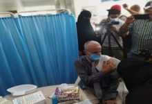 Photo of عدن .. وزارة الصحة تعلن عن تطعيم 18 ألف من الصحيين وذوي الأمراض المزمنة بلقاح كورونا وتكشف عن عدد اللقاحات التي تم نقلها إلى صنعاء